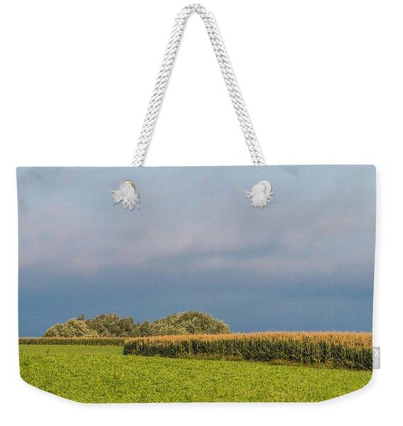 Farmer's Field Weekender Tote Bag