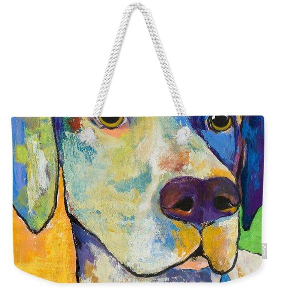 Yancy Weekender Tote Bag