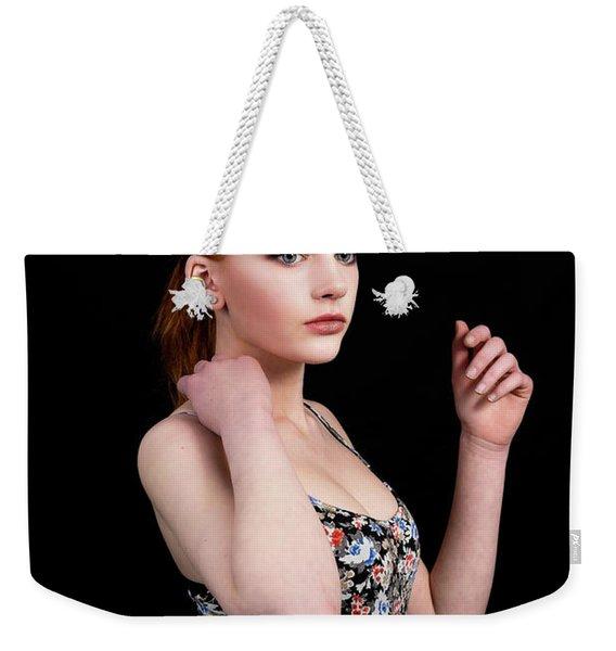 Yasmin Perfection Weekender Tote Bag