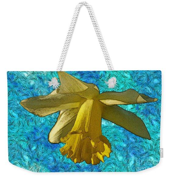 Yellow Daffodil 3 Weekender Tote Bag