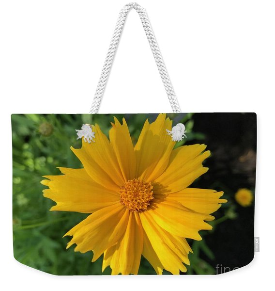 Yellow Delight Weekender Tote Bag
