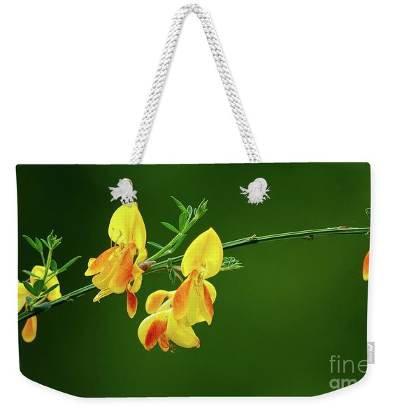 Yellow Fever Weekender Tote Bag