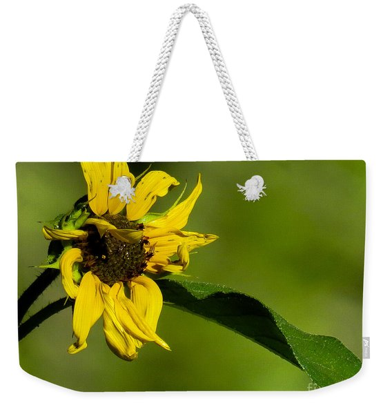 Yellow Flower 1 Weekender Tote Bag