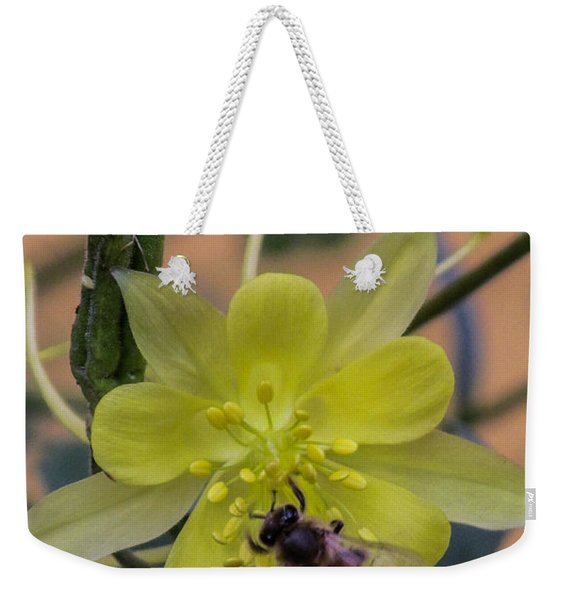 Yellow Flower 5 Weekender Tote Bag
