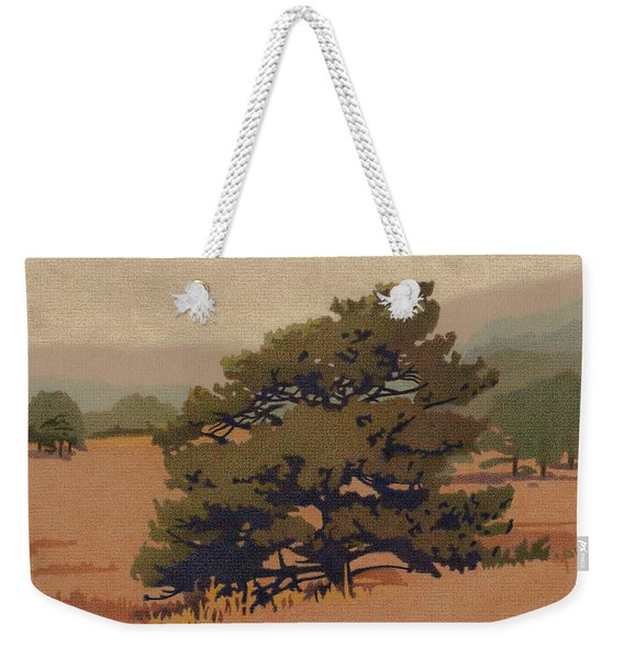 Yellow Pine Weekender Tote Bag