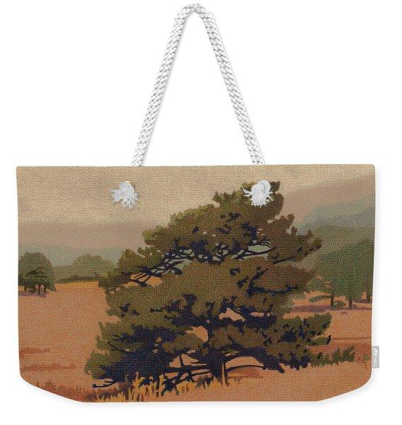 Yellow Pine Weekender Tote Bag