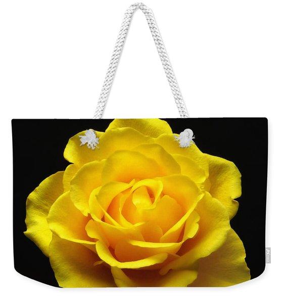 Yellow Rose 6 Weekender Tote Bag