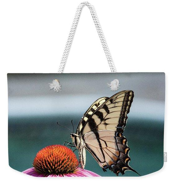 Yellow Swallowtail II Weekender Tote Bag