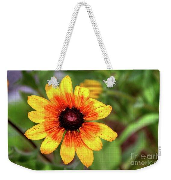 Yellow Tones Weekender Tote Bag