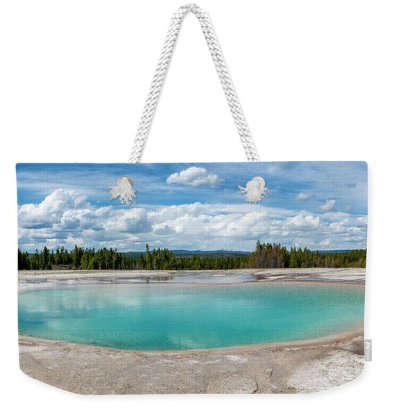 Yellowstone Colors #11 Weekender Tote Bag