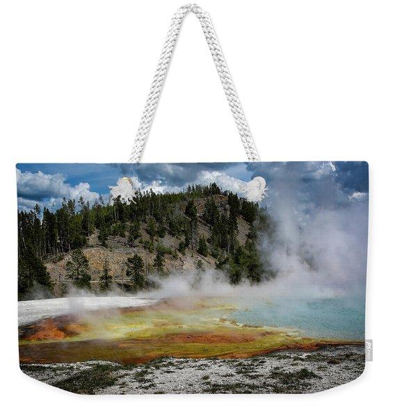 Yellowstone Colors #13 Weekender Tote Bag