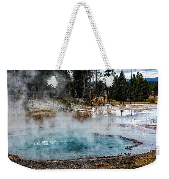 Yellowstone Colors #2 Weekender Tote Bag