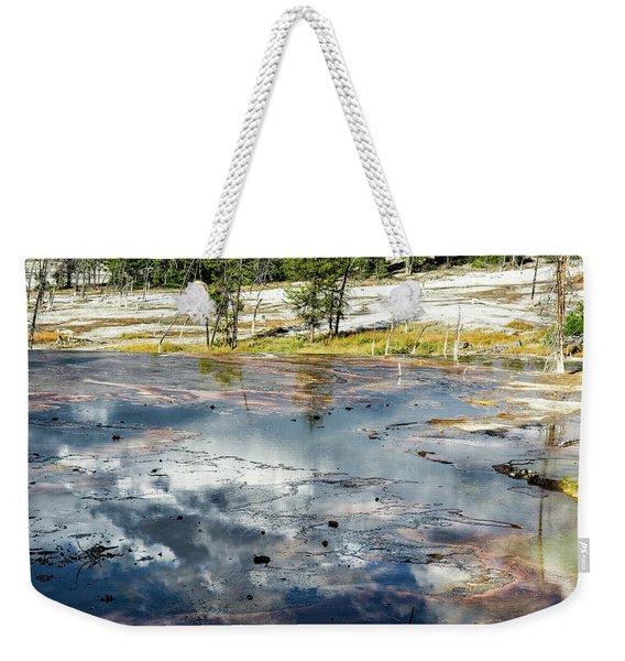 Yellowstone Colors #4 Weekender Tote Bag