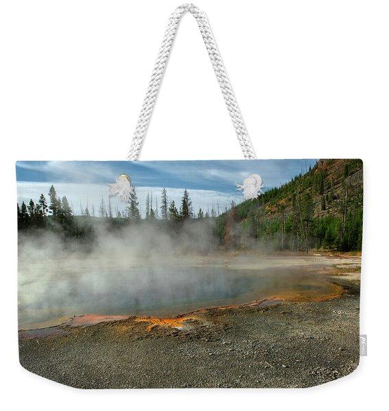 Yellowstone Colors #5 Weekender Tote Bag