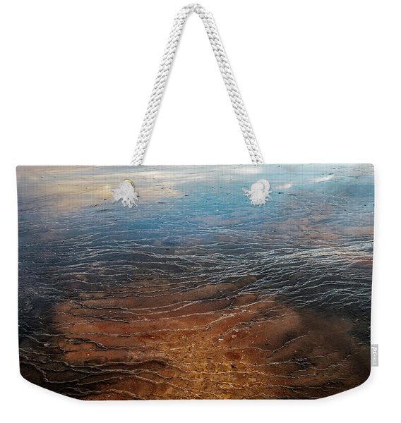 Yellowstone Colors #6 Weekender Tote Bag