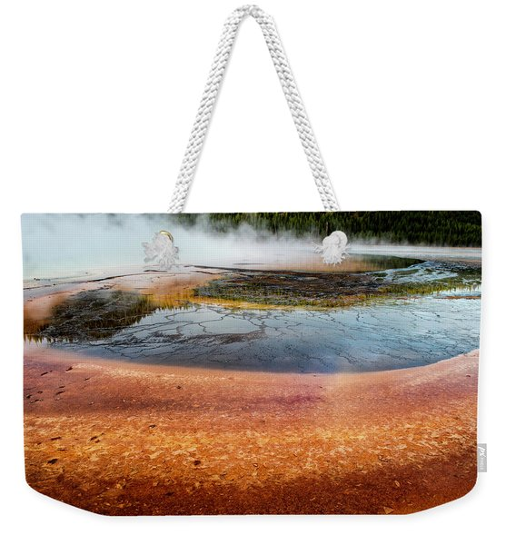 Yellowstone Colors #8 Weekender Tote Bag