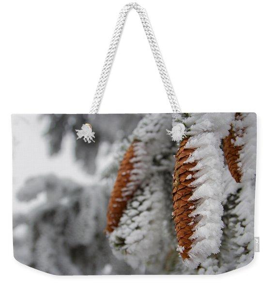 Yep, It's Winter Weekender Tote Bag