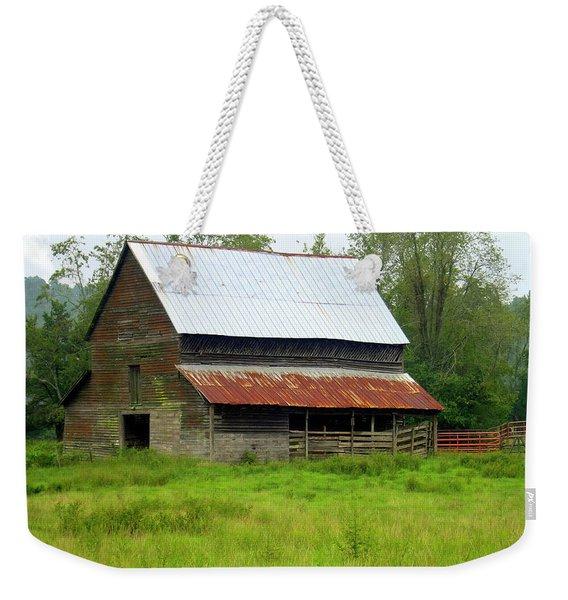 Yesteryear Weekender Tote Bag