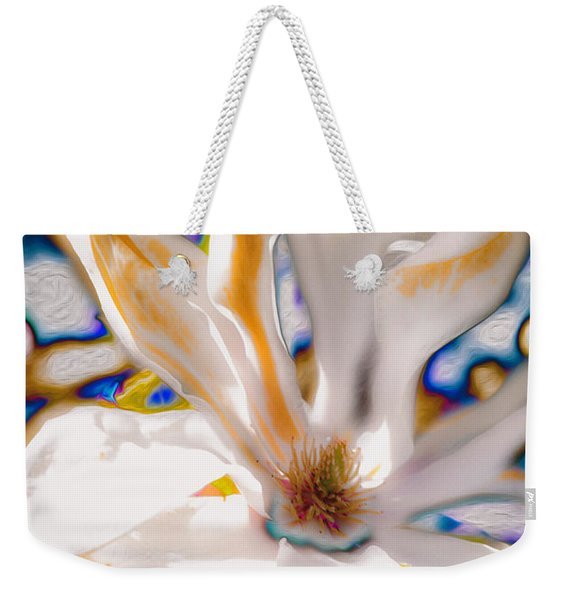 Yet Another Magnolia Weekender Tote Bag