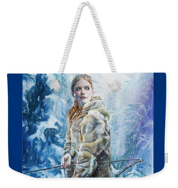 Ygritte The Wilding Weekender Tote Bag