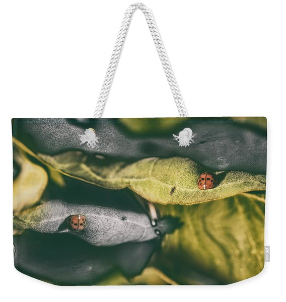 Yo, What? Weekender Tote Bag
