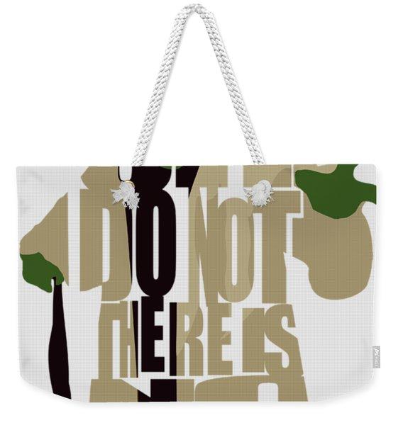 Yoda - Star Wars Weekender Tote Bag