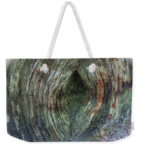 Yoni Au Naturel Une Weekender Tote Bag
