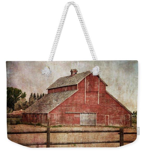 York Road Barn Weekender Tote Bag