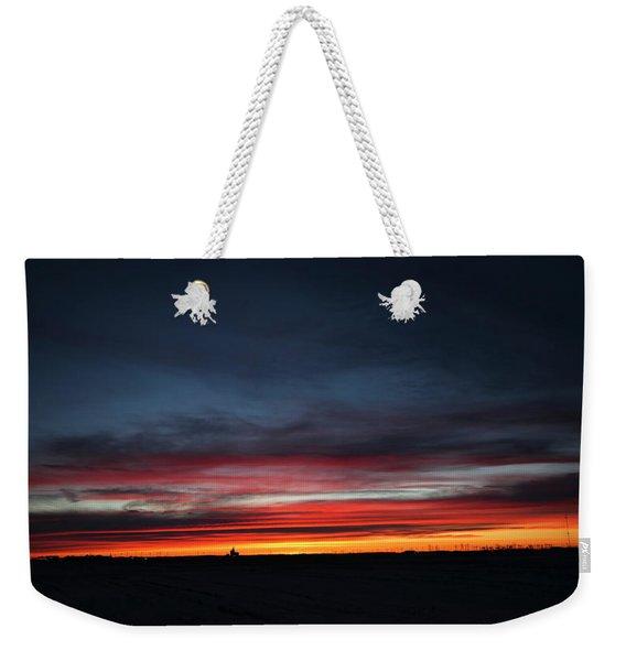Yorkton Sunrise Weekender Tote Bag