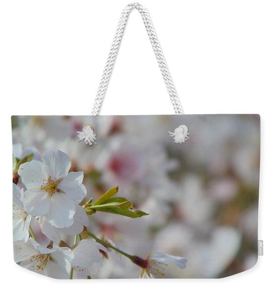 Yoshino Blooms Weekender Tote Bag