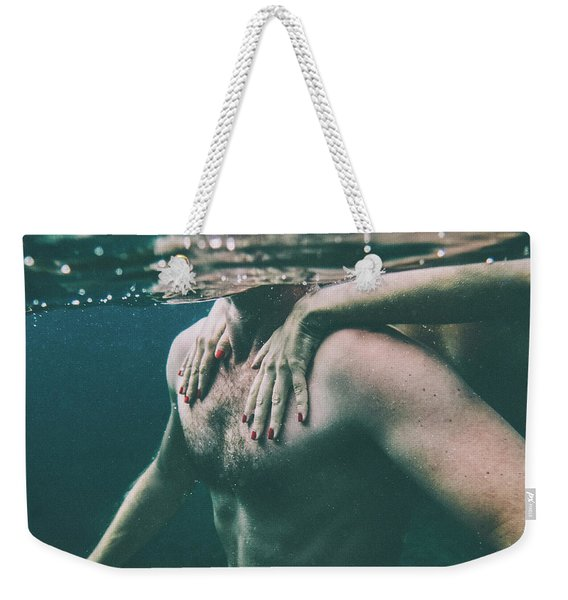 You Are Mine Weekender Tote Bag