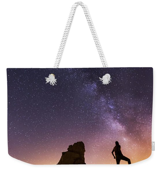 You Cant Take The Sky From Me Weekender Tote Bag