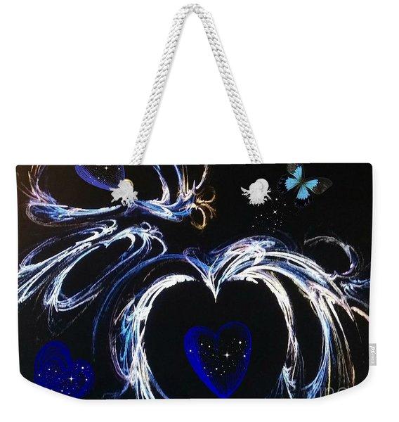 You Gave My Heart Wings Weekender Tote Bag