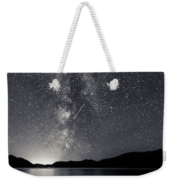 You Know That You Are Weekender Tote Bag