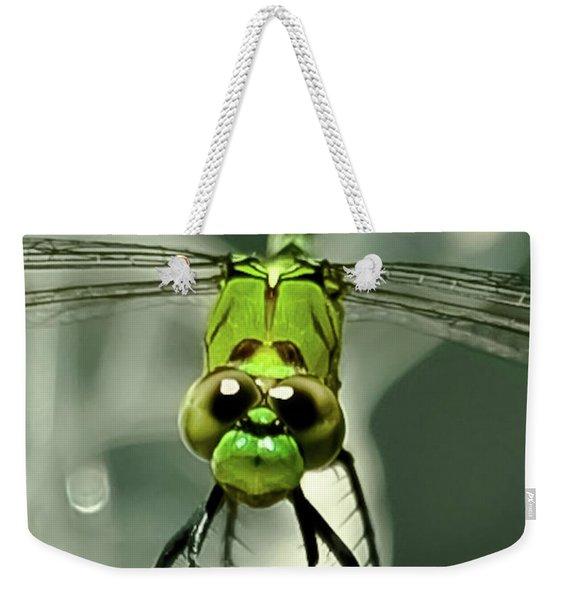You Looking At Me Looking At You Weekender Tote Bag