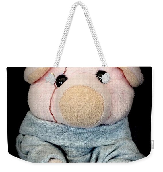 You Only Oink Twice Weekender Tote Bag