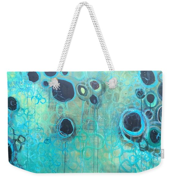 You Said You Wanted To Live By The Ocean Weekender Tote Bag