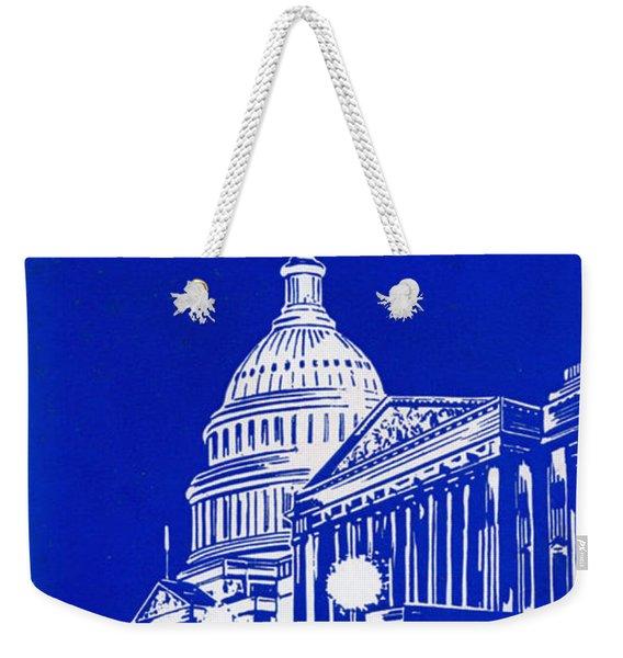 You Should See Washington Weekender Tote Bag