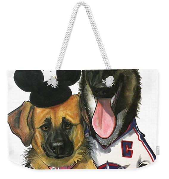Young 3268 Weekender Tote Bag