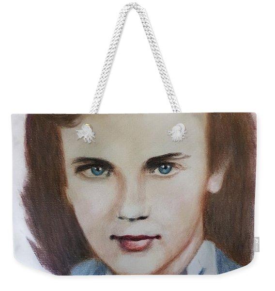 Young Elizabeth  Weekender Tote Bag
