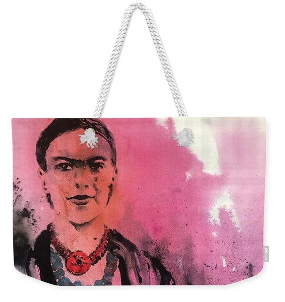 Young Frida Weekender Tote Bag
