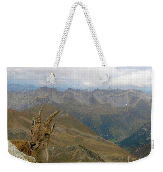 Parc Ela Ibex Weekender Tote Bag