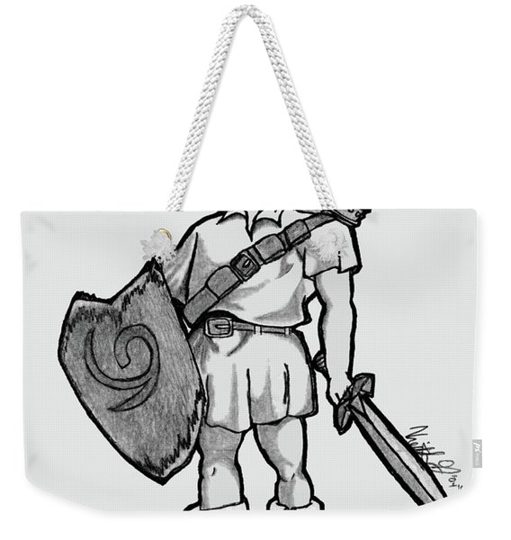 Young Link Weekender Tote Bag
