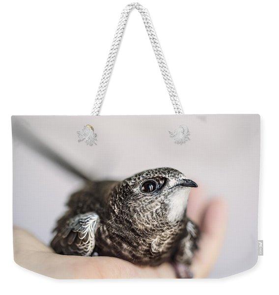 Young Swift Weekender Tote Bag