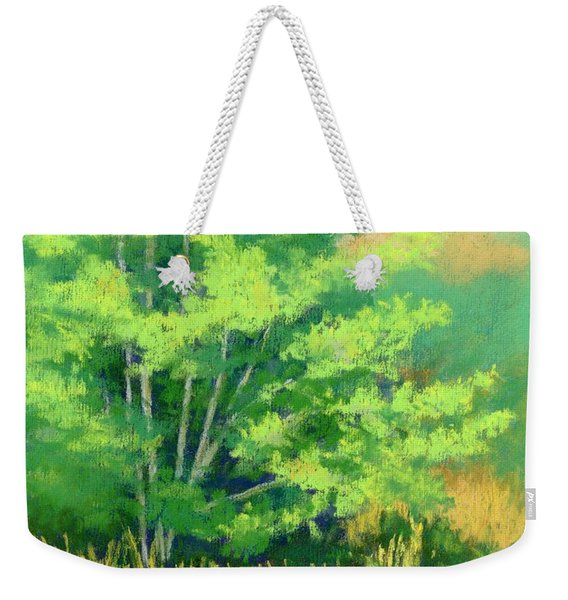 Young Tree Weekender Tote Bag