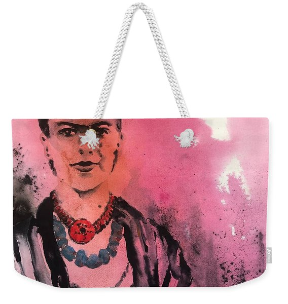 Younq Frida Weekender Tote Bag