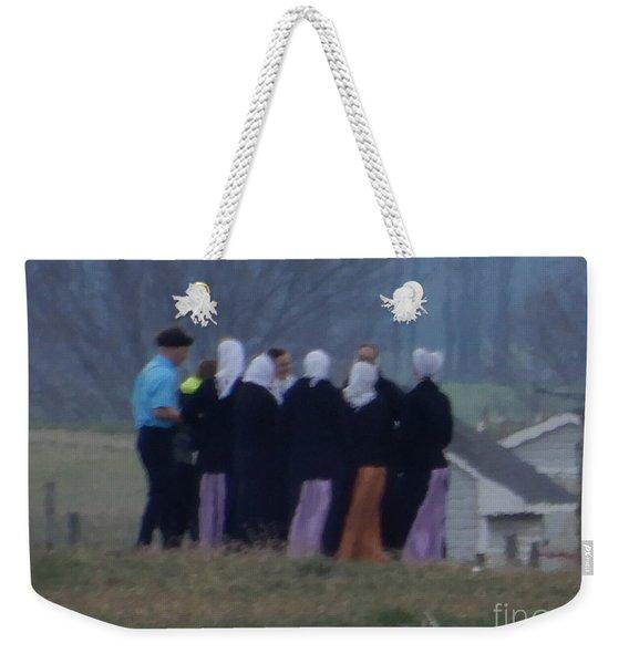 Youth Group Weekender Tote Bag