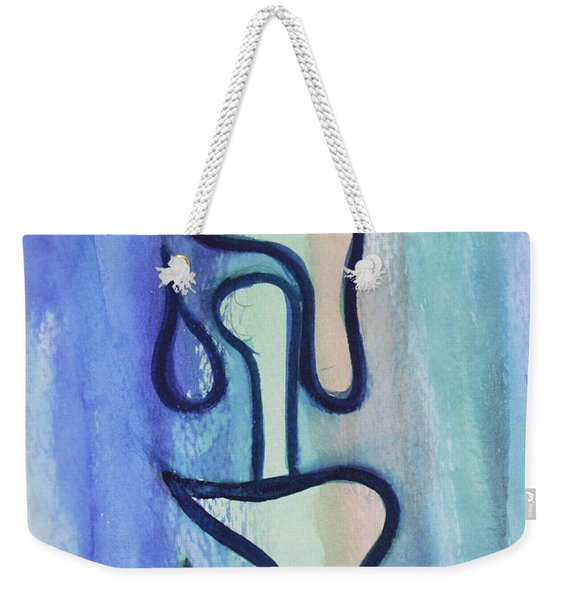 yv1 YUD HEY VAV HEY NAME OF GOD Weekender Tote Bag