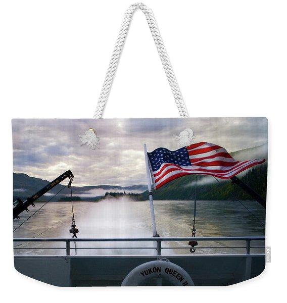 Yukon Queen Weekender Tote Bag