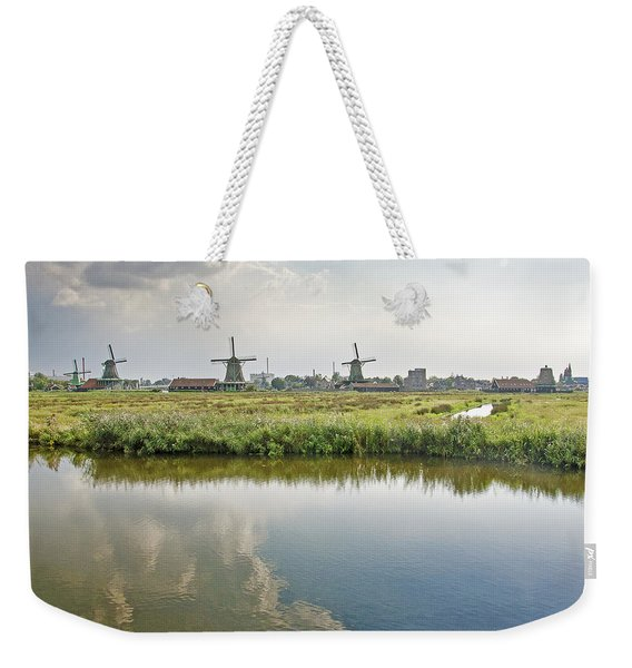Zaandam Skyline Weekender Tote Bag